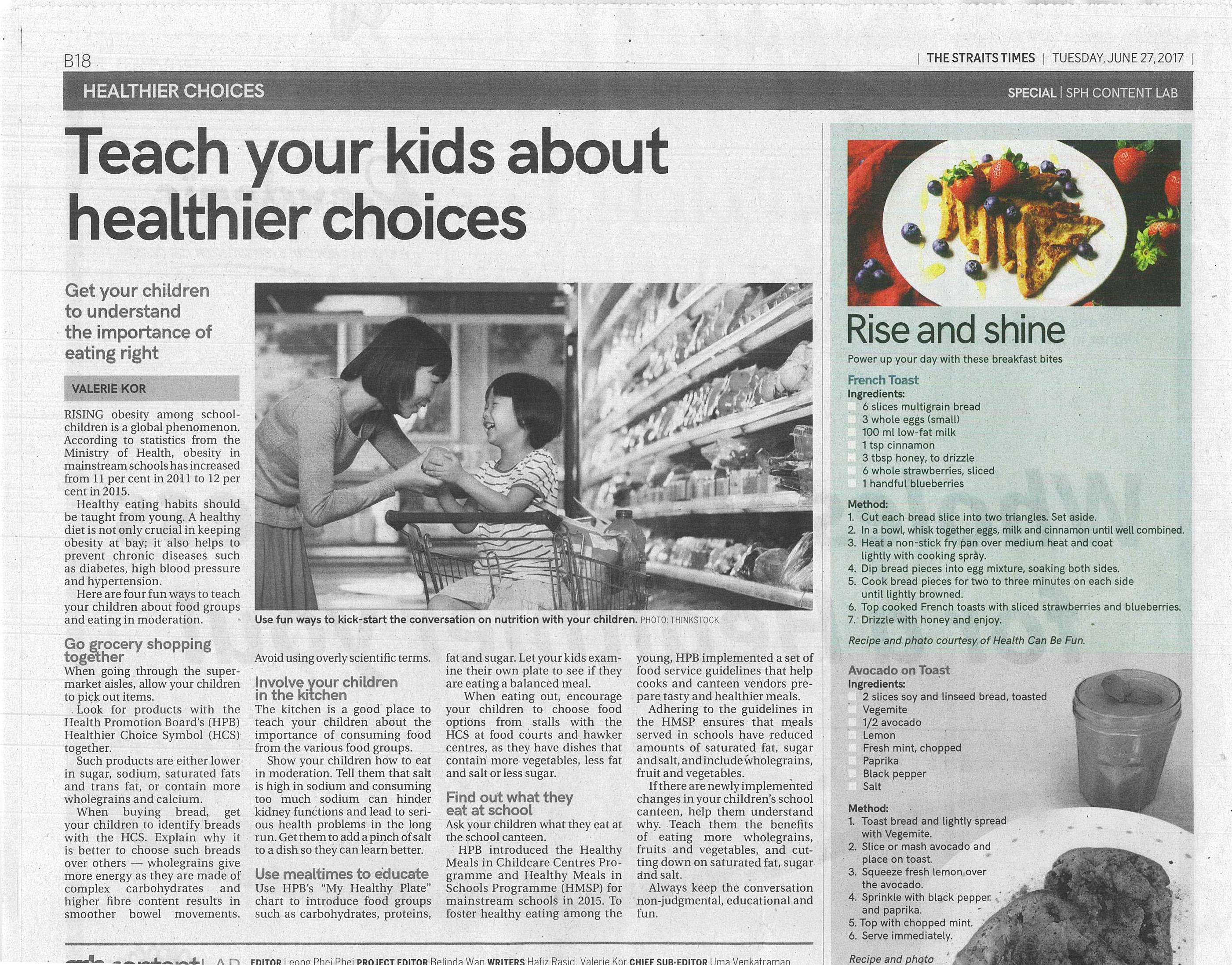 Press | Health Can Be Fun