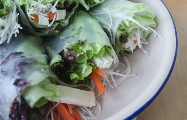 Mixed vegetables & tofu