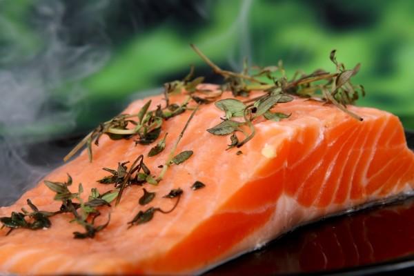 Salmon Fats